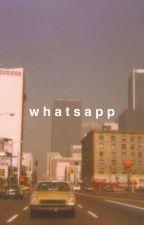 WhatsApp ↪ElRubius y tú | #1  by -angelsmoonlight-