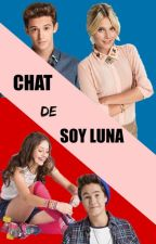 Chat de whatsapp soy luna #Wattys2016 by Shinne-Zenere