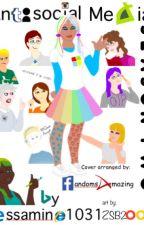 Antisocial Media (Season 2) (PERMANENT HIATUS) by Jessamine1031