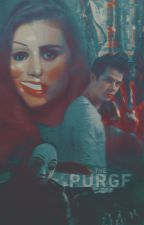 THE PURGE // stydia by -nogitbubbles