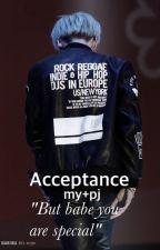Acceptance {yoonmin} by orangejimin