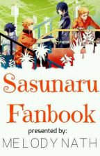 Sasunaru Fan Book by melodynath