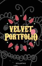 Velvet Portfolio   DONE by solarths