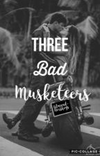 3 Bad Musketeers by AlmondHerserys