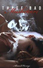 3 Bad Musketeers by AlmondHerserys