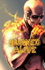 Burned Alive  by El-Diablo-