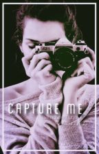 Capture Me #Wattys2017 by Pandillon