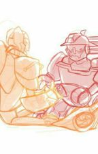 Heatwave X Blades- Confessions (Rescue Bots) by Dangergirl64
