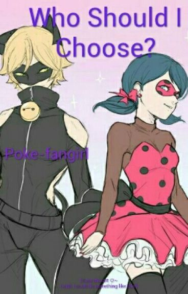 Who Should I Choose? (Chat Noir/Adrien x Reader x Ladybug/ Marinette)
