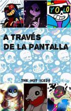 """A Través De La Pantalla"" ♥ErrorInk♥AfterDeath♥PaperFresh♥ by The_Hot_Ice29"