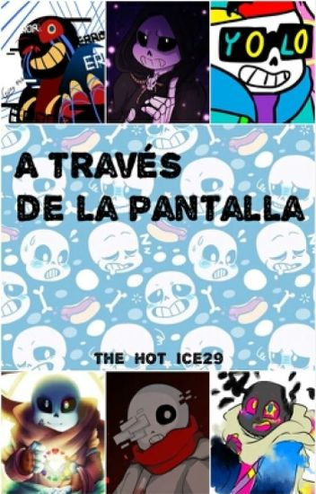 """A Través De La Pantalla"" ♥ErrorInk♥AfterDeath♥PaperFresh♥"