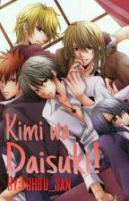 Kimi wa Daisuki! by Tohru_san
