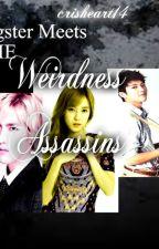 LK-S2_Gangster Meets The WeirdneSS ASSAssin by crisheart14