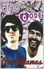 Bro Code | Yayo Gutiérrez | Pepe Problemas | YAJOE by PandiKames