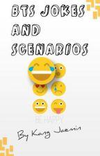|| BTS jokes and scenarios ||  by liquid_diamonds