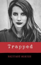 Trapped (A TVD Fanfiction) by _BrittanyJo2002_