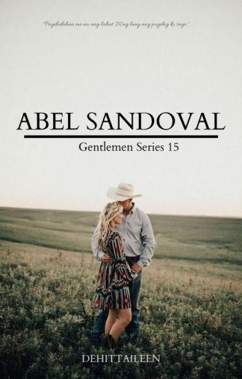 GENTLEMAN Series 2: Abel Sandoval