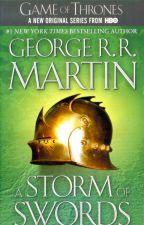 Буря мечей. Джордж Р. Р. Мартин. Книга третья by kalieva01