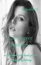 Lee Royce Sanders by kulitz08