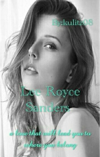 Royce Sanders