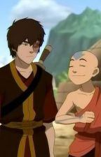 Lost Bending ~ Aang x Reader by lizziending73