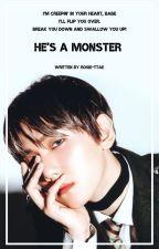(Дууссан)He Is A Monster by Rosie-Ttae