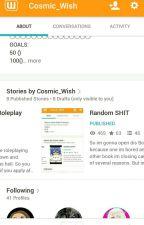 Random SHIT by Cosmic_Wish