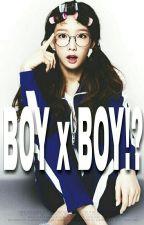 BOY X BOY!? [EXO] by Yhami12