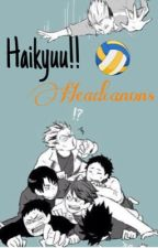 Haikyuu! Headcanons (German) by Anime-chaanii