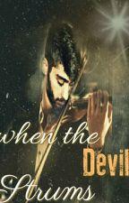 عندما يعزف الشيطان- when The Divel Strums by bassant3
