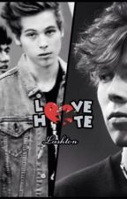 Love & Hate (Lashton)  by PowaaBanana
