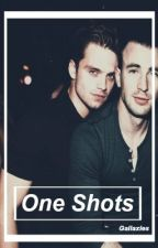 One Shots (Sebastian Stan, Chris Evans)  by Gallaxies
