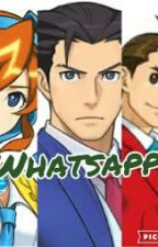 + Ace Attorney en Whatsapp + by LordRedux