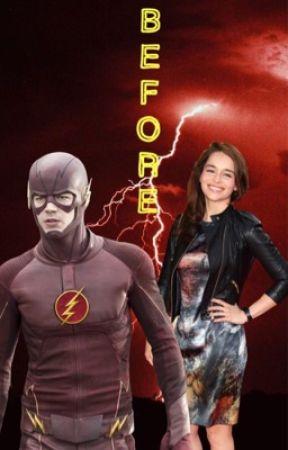 Before The Storm [1] Barry Allen  by MysticAllen