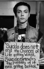 Andy Biersack Imagines by myimaginationfuntime