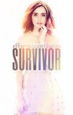 Survivor (Charles Xavier) by EffervescentDivine