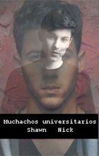 Muchachos Universitarios by OneDBromancesHot