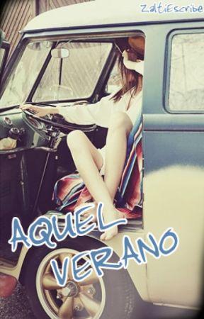 Aquel verano by ZaltiEscribe