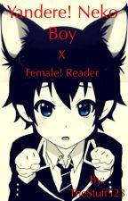 Yandere! Neko boy x Female! reader by TheStuff523
