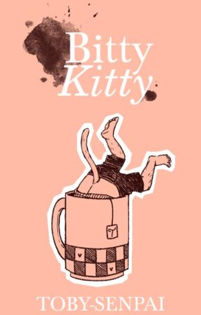 bitty kitty | larry by toby-senpai