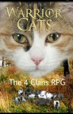 Warrior Cats RPG The 4 Clans  by SinanschulerWaCaFan
