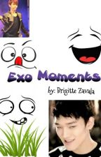 EXO MOMENTS  [ Humor ] by BrigitteSoo