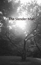 The Slender Man by SelinaGroenveld
