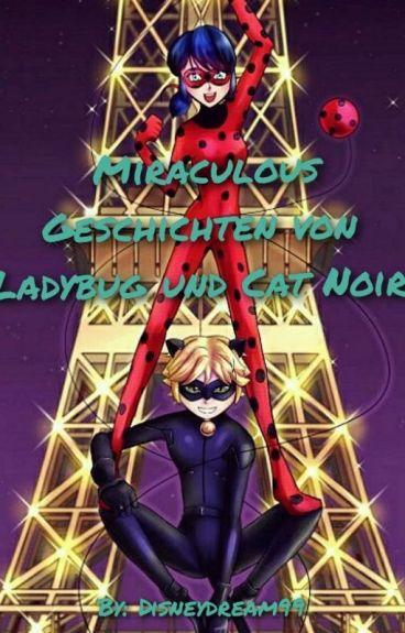 Miraculous-Geschichten Von Ladybug Und Cat Noir