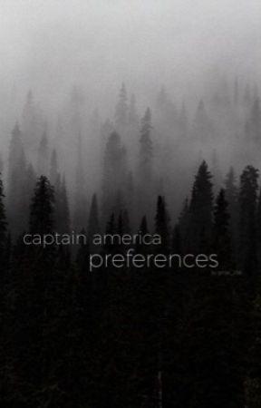 captain america - preferences & imagines  by Ginski_298