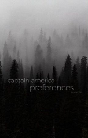 captain america - preferences & imagines  by Ginski_298