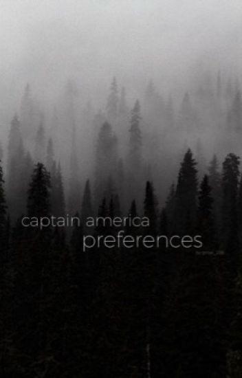 captain america - preferences & imagines