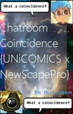 Chatroom Coincedence   {NewScapeComics}  //ON HOLD// by Blue_and_Demon