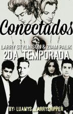 Conectados (2T) - Larry/Ziam (Mpreg) by luamys_larryshipper