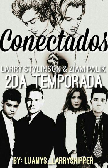 Conectados (ST) - Larry/Ziam (Mpreg) [#Wattys2016]